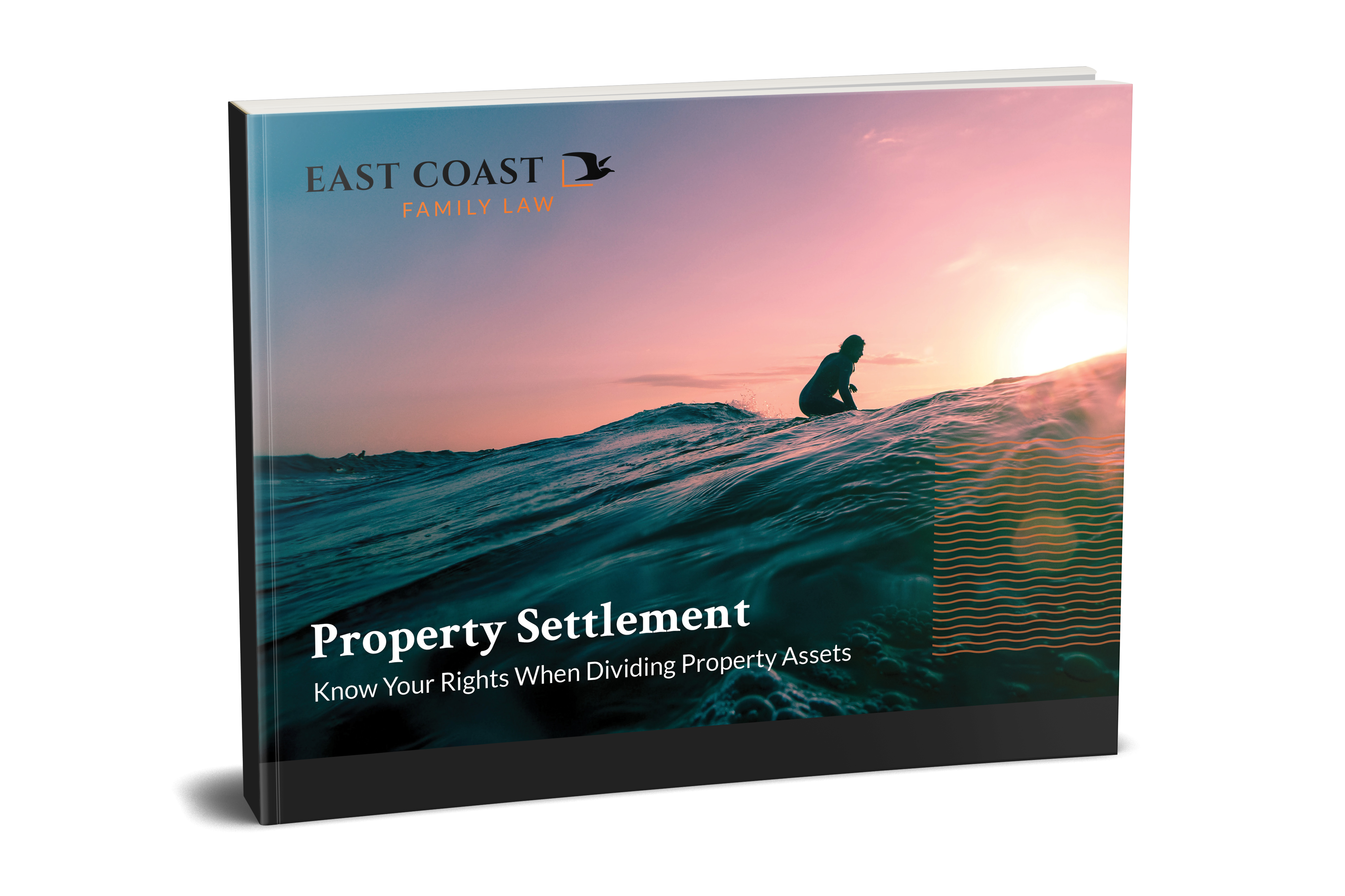 Property Settlement ebook Mockup